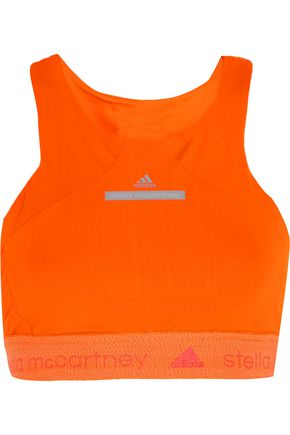 ADIDAS by STELLA McCARTNEY Running Climachill® stretch sports bra