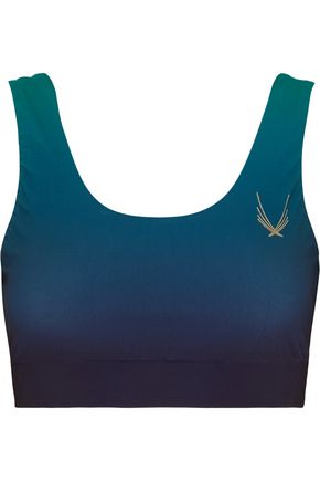 LUCAS HUGH Ziggy stretch sports bra