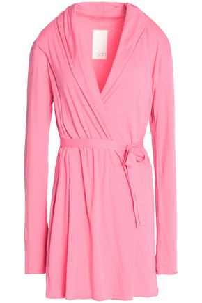 SKIN Cotton-jersey robe