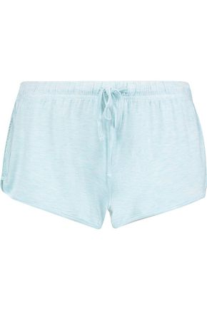 HEIDI KLUM INTIMATES Cozy Mornings stretch-jersey pajama shorts