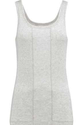 DKNY Stretch-Pima cotton tank