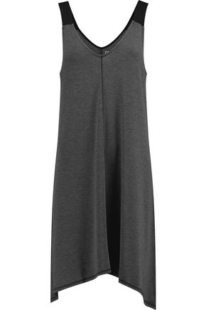 DKNY Draped modal-blend jersey night dress