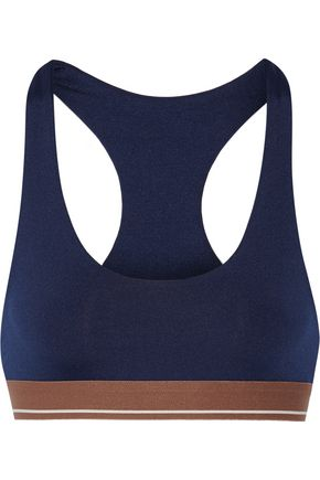 OLYMPIA ACTIVEWEAR Alta stretch-jersey sports bra