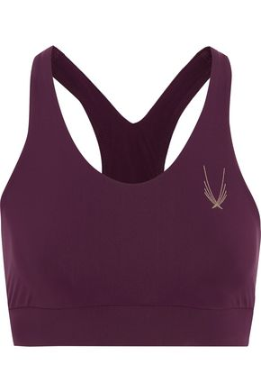 LUCAS HUGH Blackstar stretch sports bra