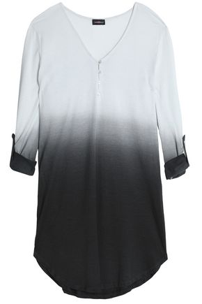 COSABELLA Dégradé cotton and modal-blend pajama top