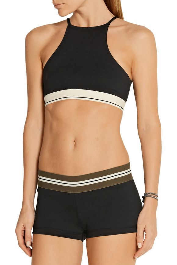 Thalia stretch-jersey sports bra | OLYMPIA ACTIVEWEAR | Sale up to 70% off  | THE OUTNET
