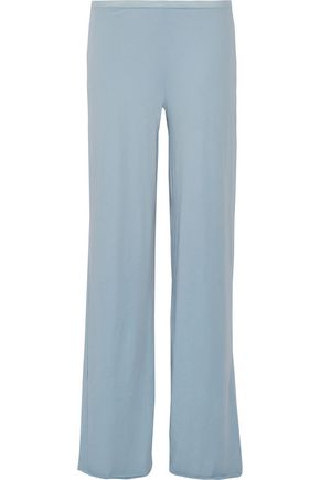 SKIN Pima cotton-jersey pajama pants