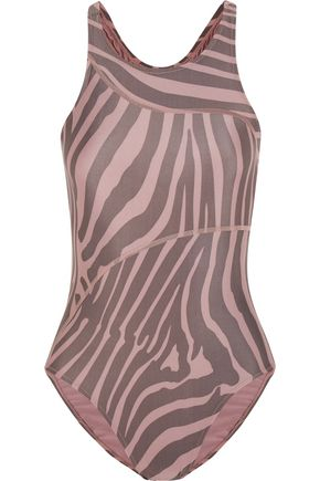 ADIDAS by STELLA McCARTNEY Printed swimsuit
