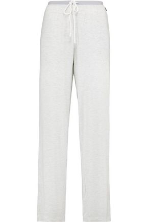 DKNY Stretch-modal skinny pajama pants