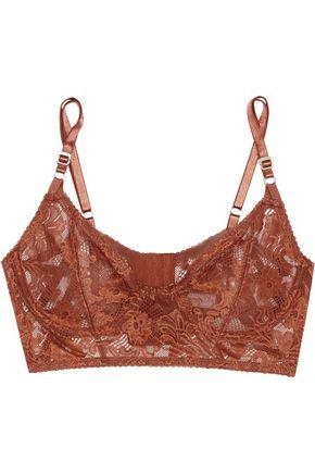 LONELY Bella stretch-lace underwired bra