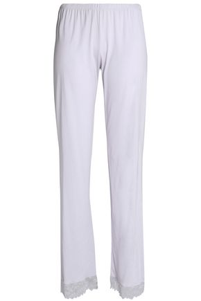 Eberjey Woman Modal-blend Jersey Pajama Pants Gray Size M Eberjey Wholesale Price Sale Online Free Shipping Recommend Classic For Sale For Cheap Cheap Online nQVY2W