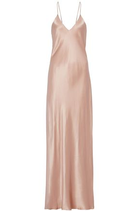 1cebbe5245fde Silk-satin maxi slip dress | ALIX | Sale up to 70% off | THE OUTNET
