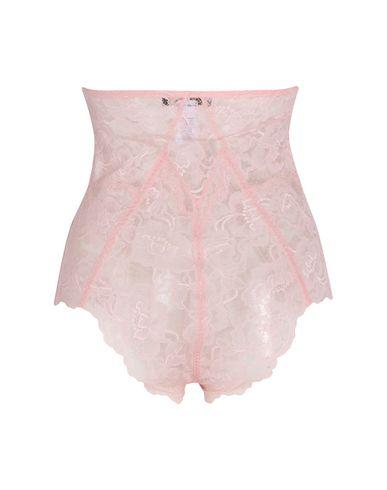Фото 2 - Трусы-шортики розового цвета