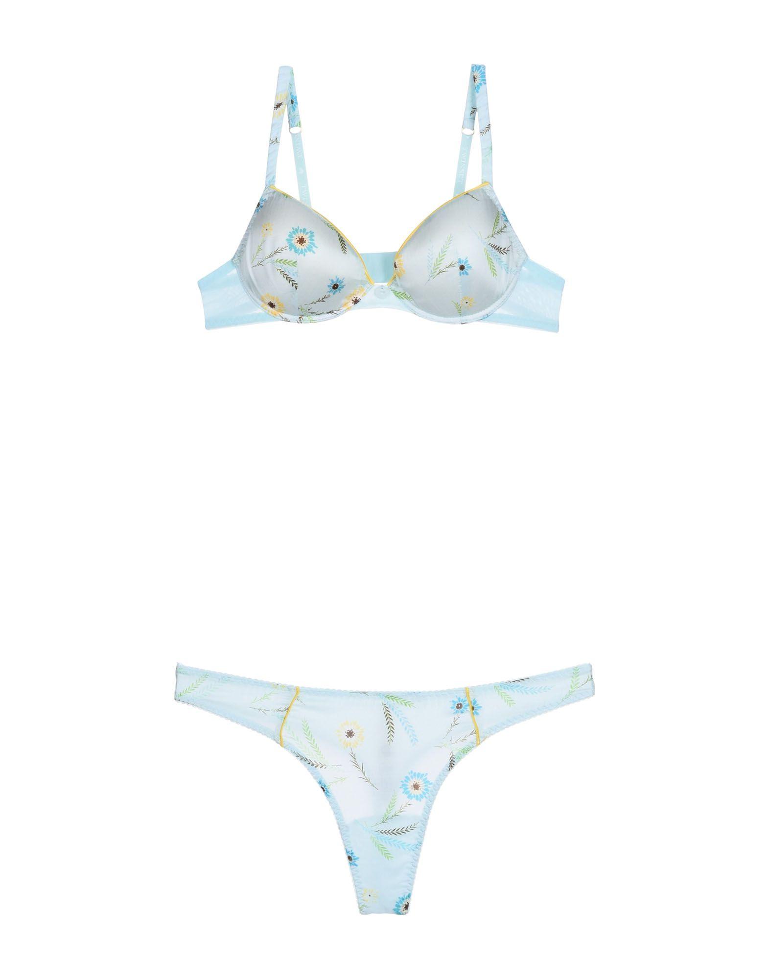 TWIN-SET Simona Barbieri Комплект белья комплекты белья linse комплект белья