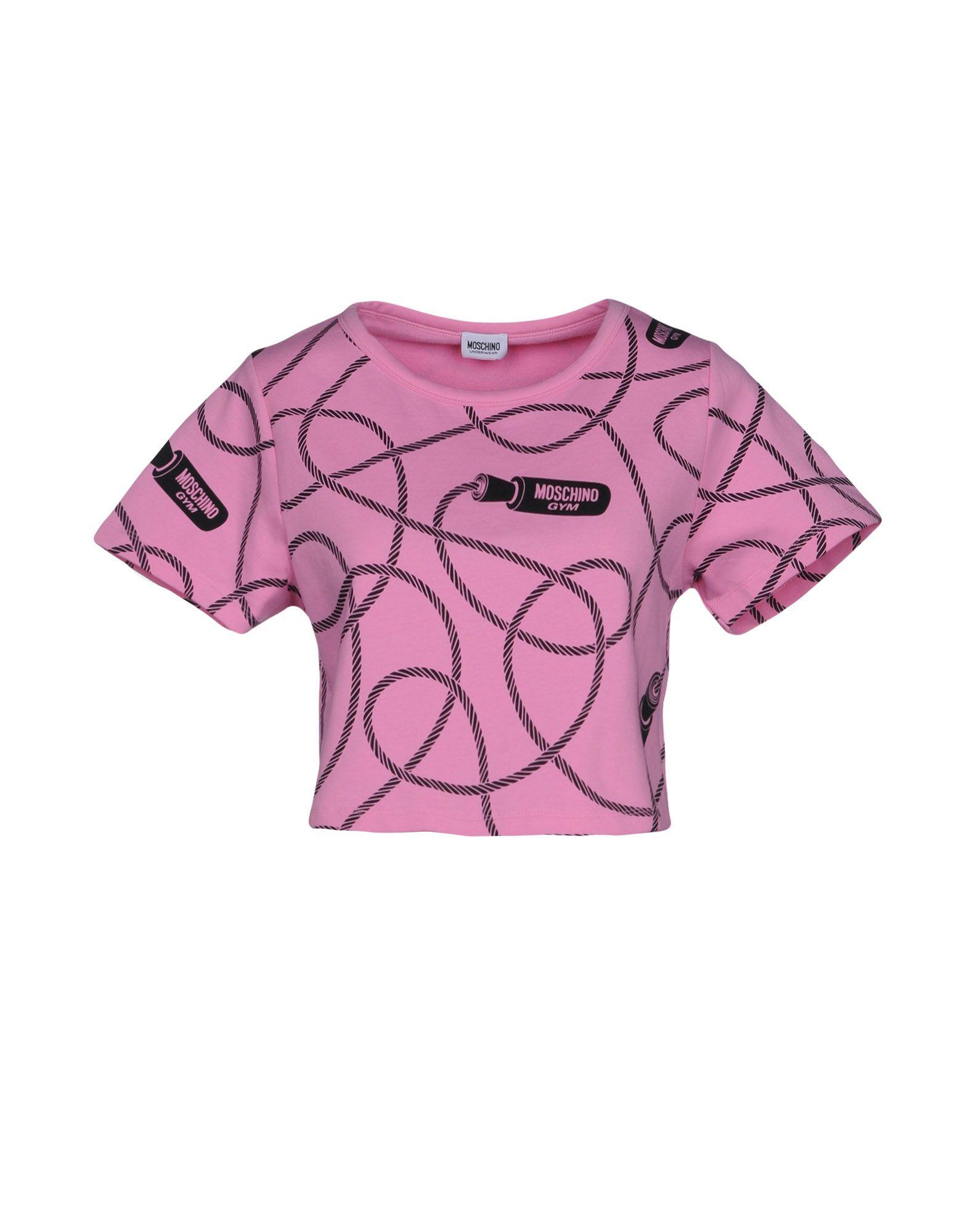 MOSCHINO UNDERWEAR Undershirt in Pink