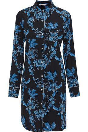 STELLA McCARTNEY Floral-print silk nightdress