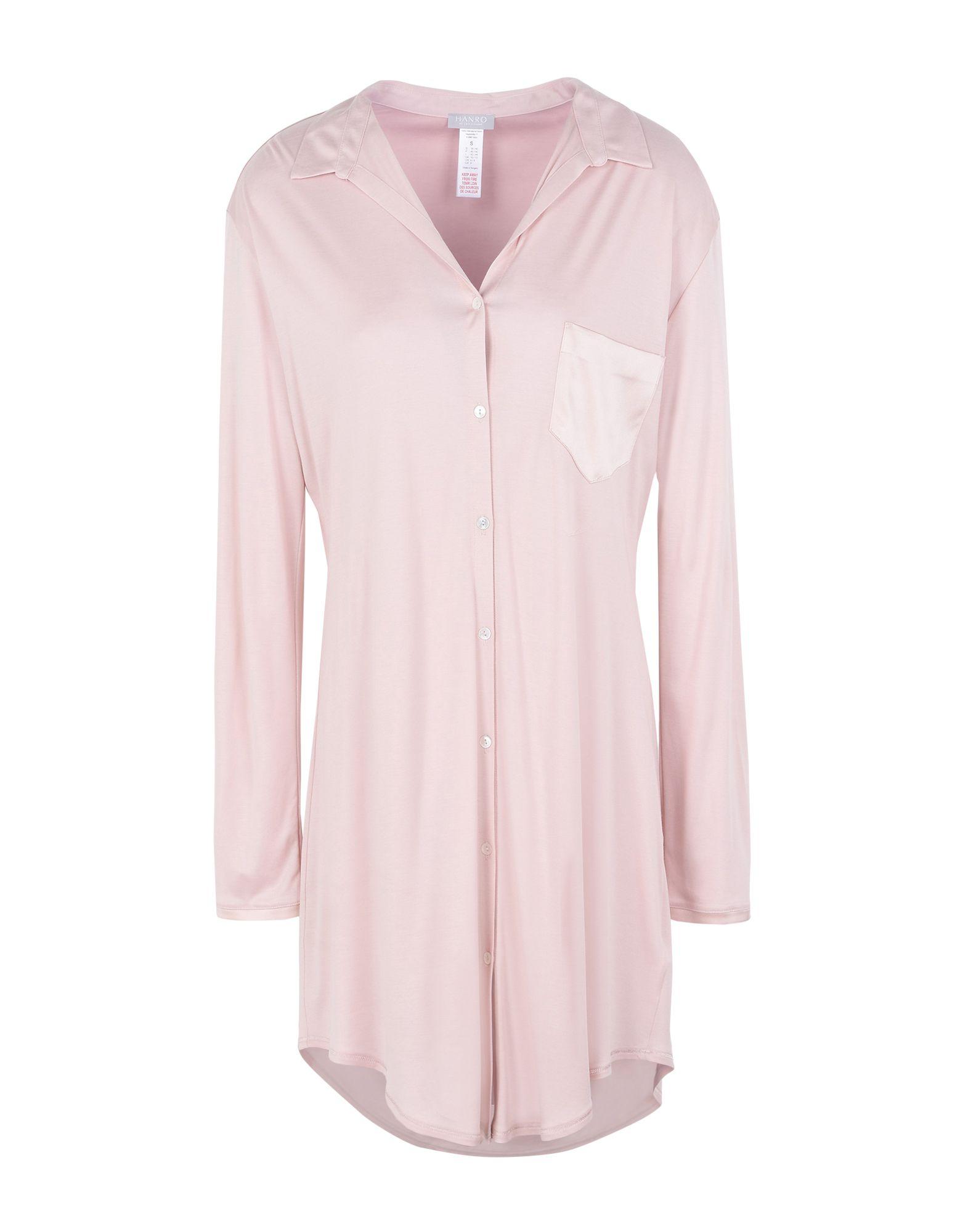HANRO Ночная рубашка hanro ночная рубашка