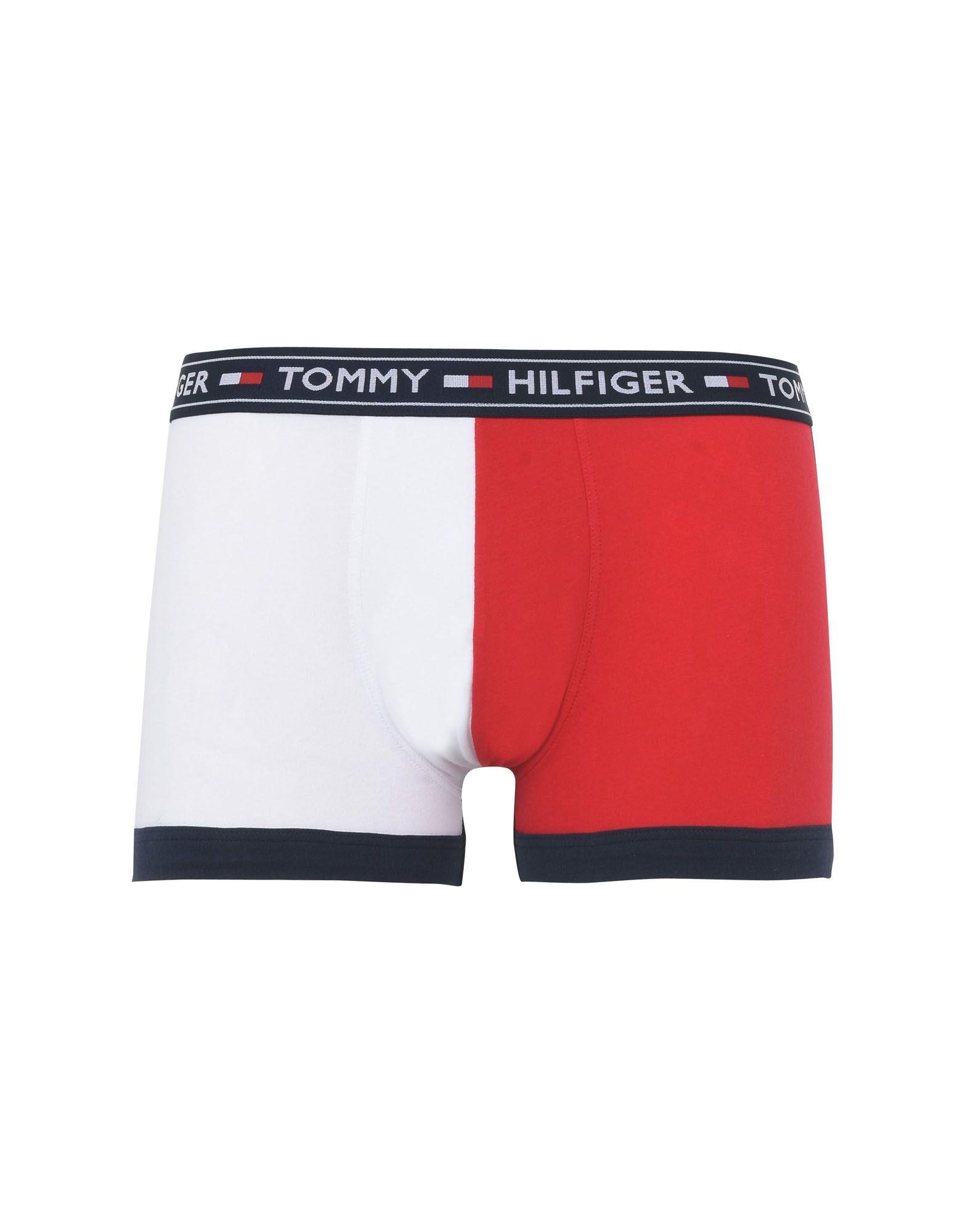 TOMMY HILFIGER Боксеры трусы боксеры tommy hilfiger 1u87905324 416 navy blazer