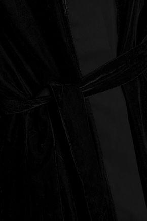 DKNY Velvet robe