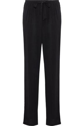 DKNY Stretch-modal pajama pants