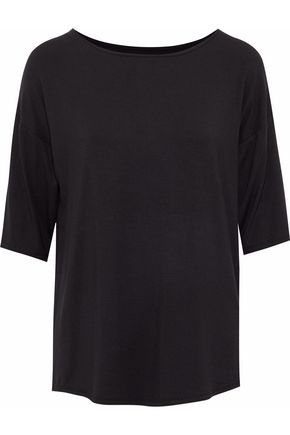 DKNY Stretch modal-jersey pajama top