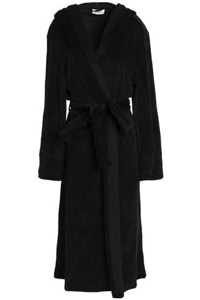 DKNY Fleece robe