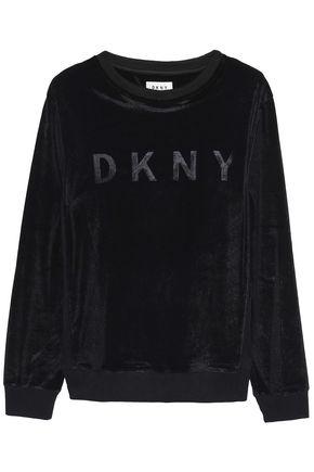 DKNY Chenille pajama top