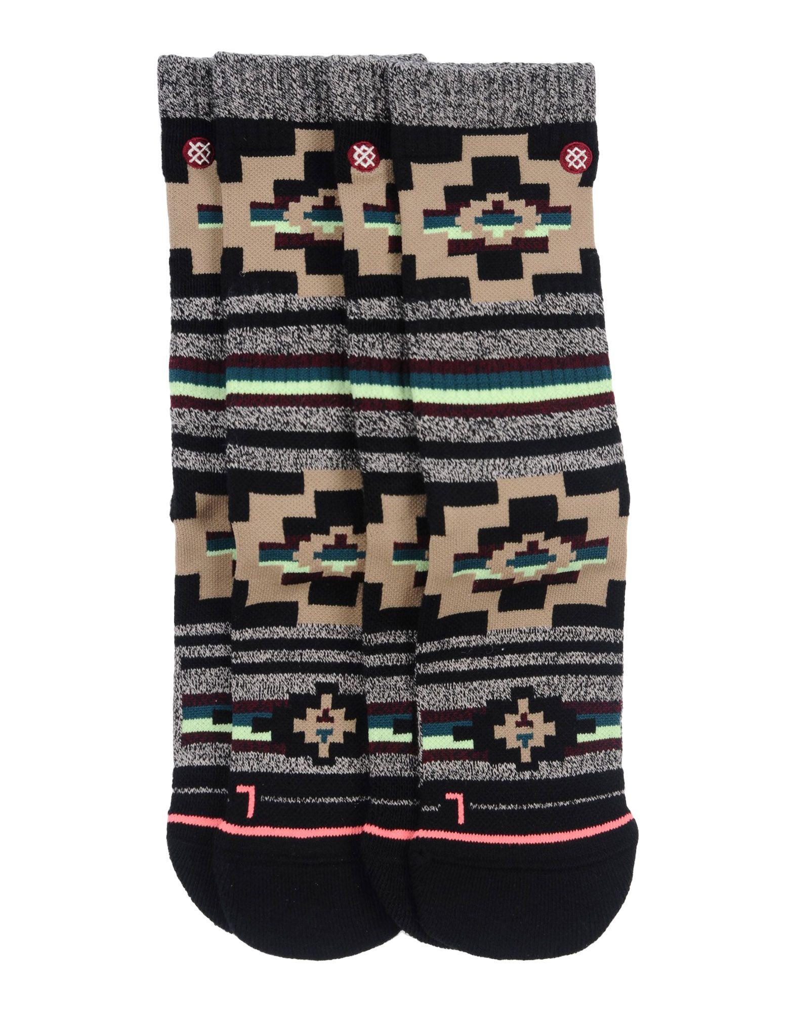 STANCE Короткие носки носки низкие женские stance navy stripe black