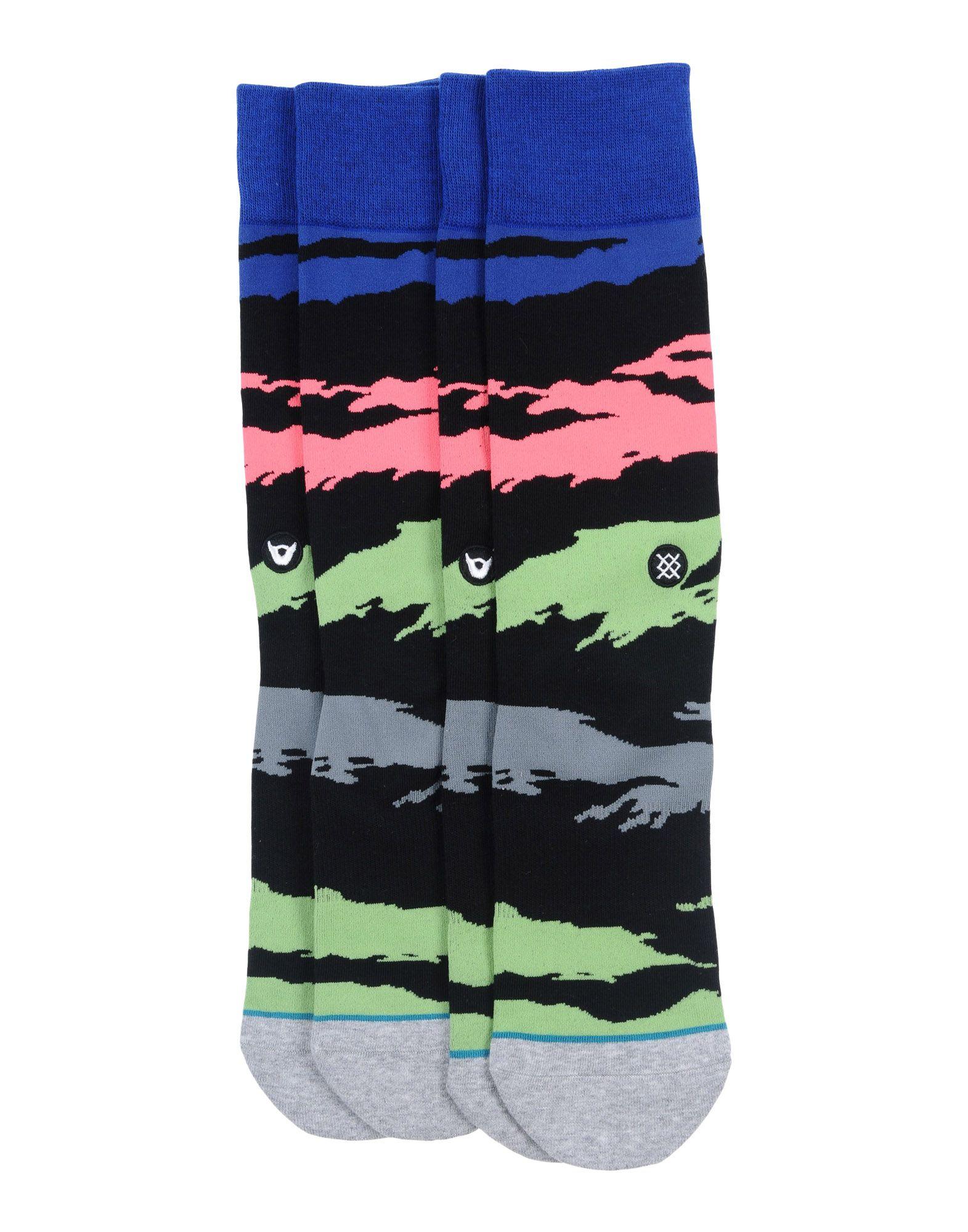 STANCE Короткие носки носки средние женские stance retro an teal