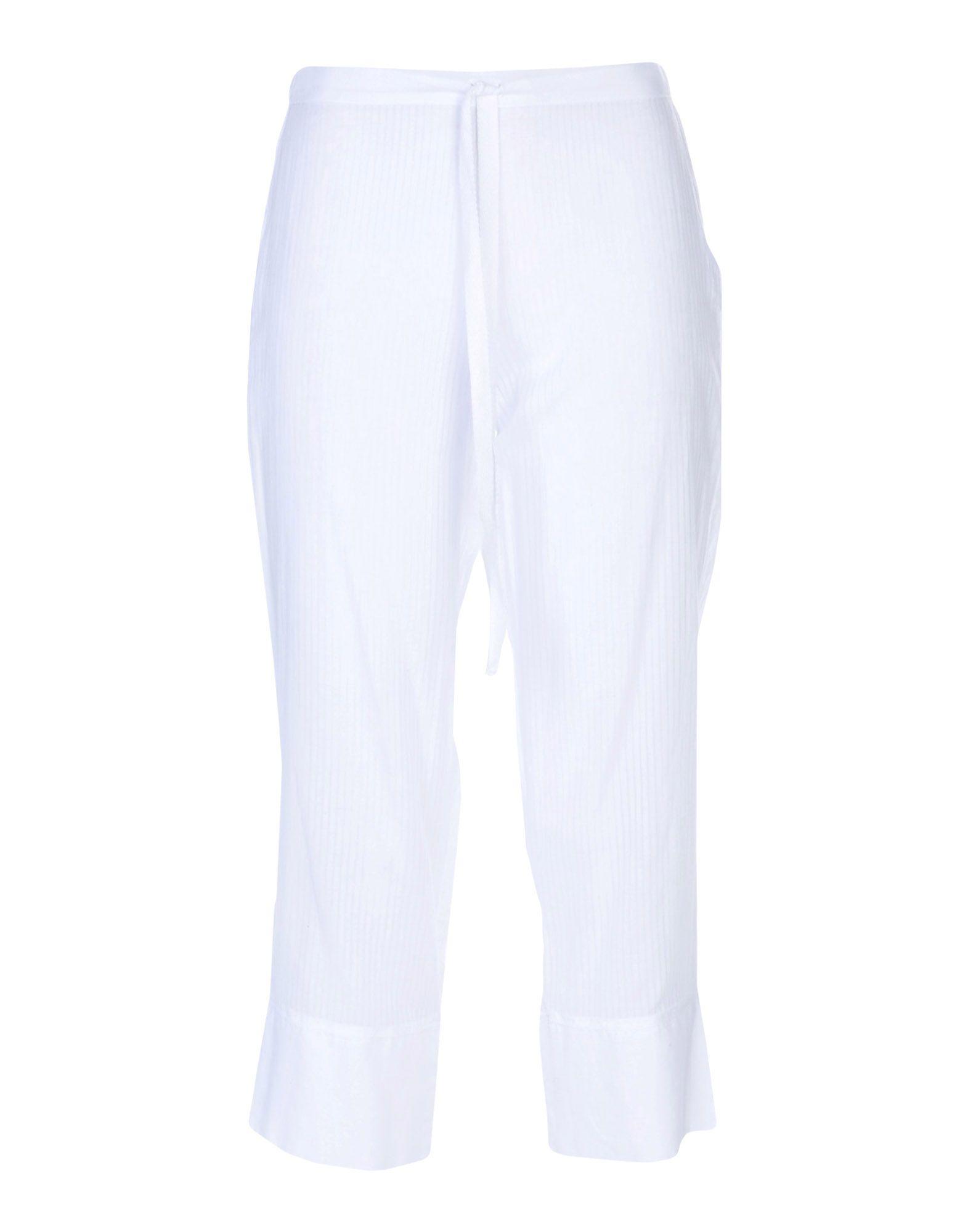 SKIN レディース パジャマ ホワイト 0 ピマコットン 100%