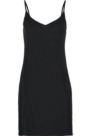 Free Shipping Release Dates Get Yummie By Heather Thomson Woman Stretch-jersey Chemise Black Size S Yummie Tummie Inexpensive Online Discount Footlocker Pictures Qjt3bwC