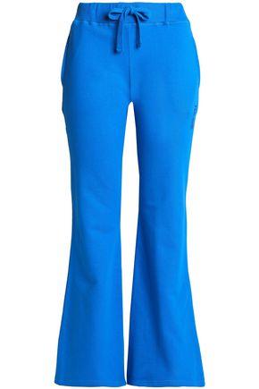 JUST CAVALLI UNDERWEAR Cotton-fleece pajama pants