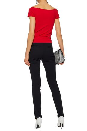 HELMUT LANG Stretch-knit top