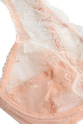 HEIDI KLUM INTIMATES Lace triangle bra