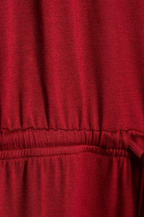 HEIDI KLUM INTIMATES Jersey pajama playsuit