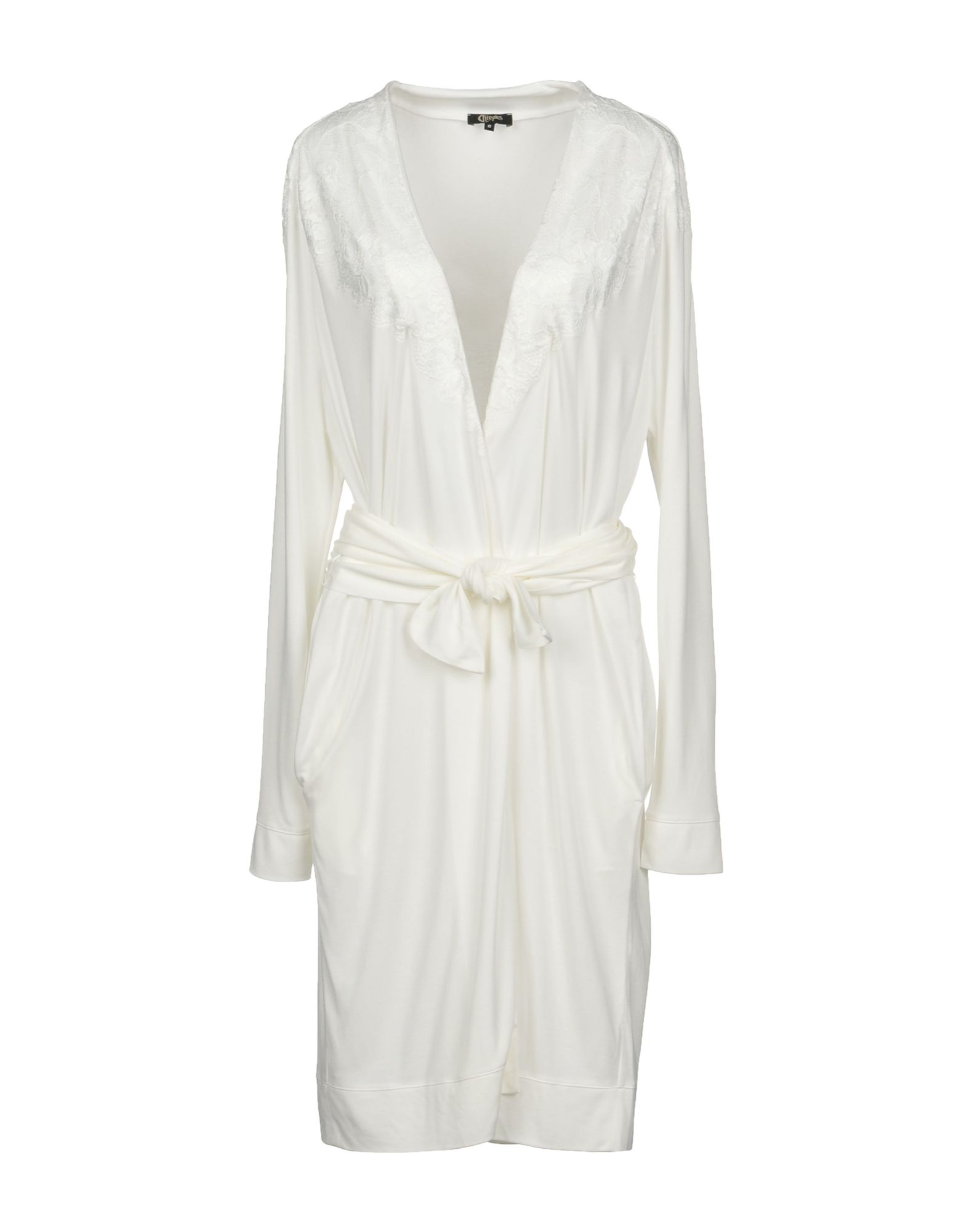 CHRISTIES Robes in White