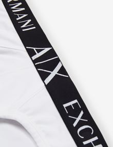 ARMANI EXCHANGE LOGO WAISTBAND BRIEFS Brief Man e