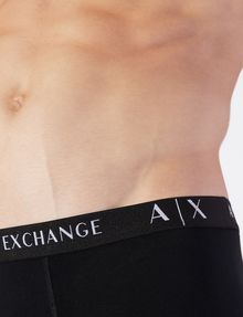 ARMANI EXCHANGE LOGO WAISTBAND BOXER BRIEFS, 2 PACK Boxer [*** pickupInStoreShippingNotGuaranteed_info ***] e