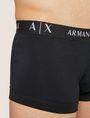 ARMANI EXCHANGE LOGO WAISTBAND BOXER BRIEFS, 3 PACK Boxer Man b