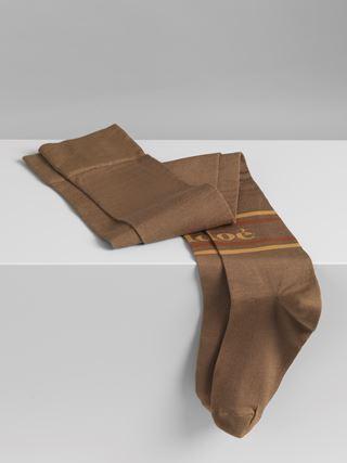Thigh-high socks