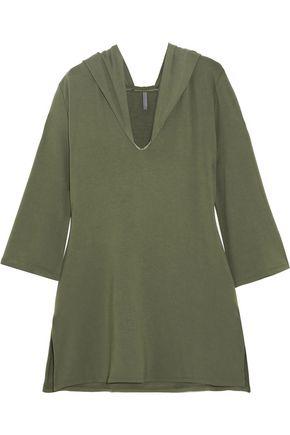 ELLE MACPHERSON BODY Jersey hooded pajama top