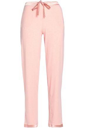 I.D. SARRIERI Modal-blend jersey pajama pants