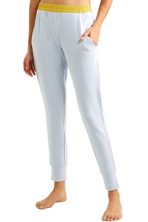 ELLE MACPHERSON BODY Chic French terry pajama pants