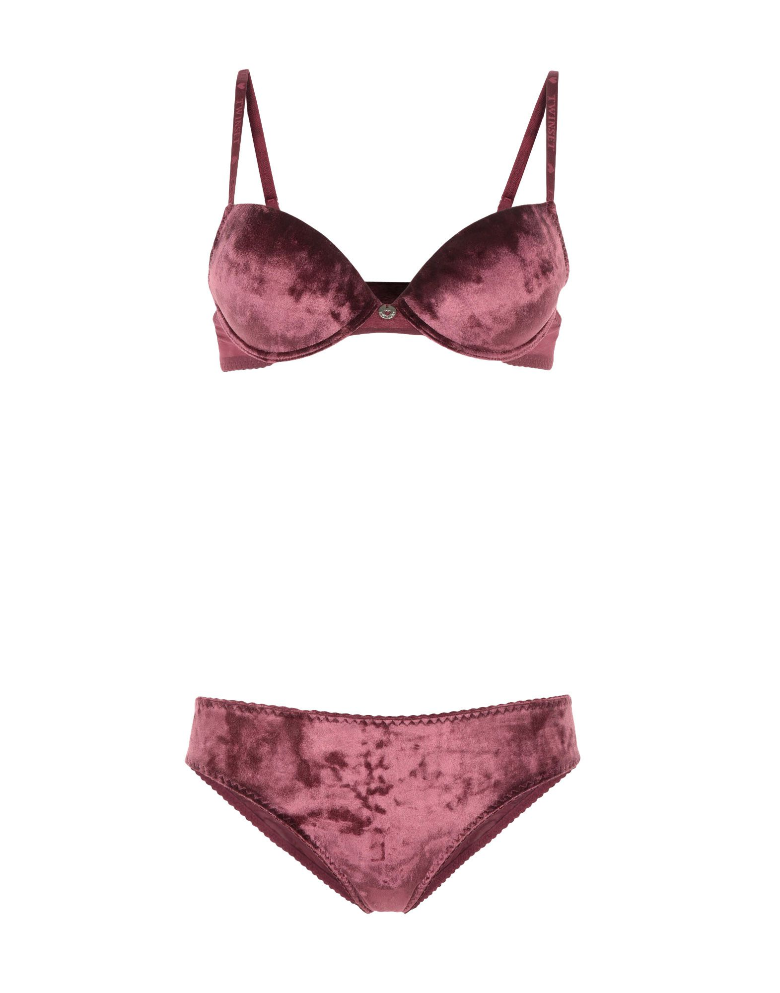 TWIN-SET Simona Barbieri Комплект белья комплект белья pink lipstick