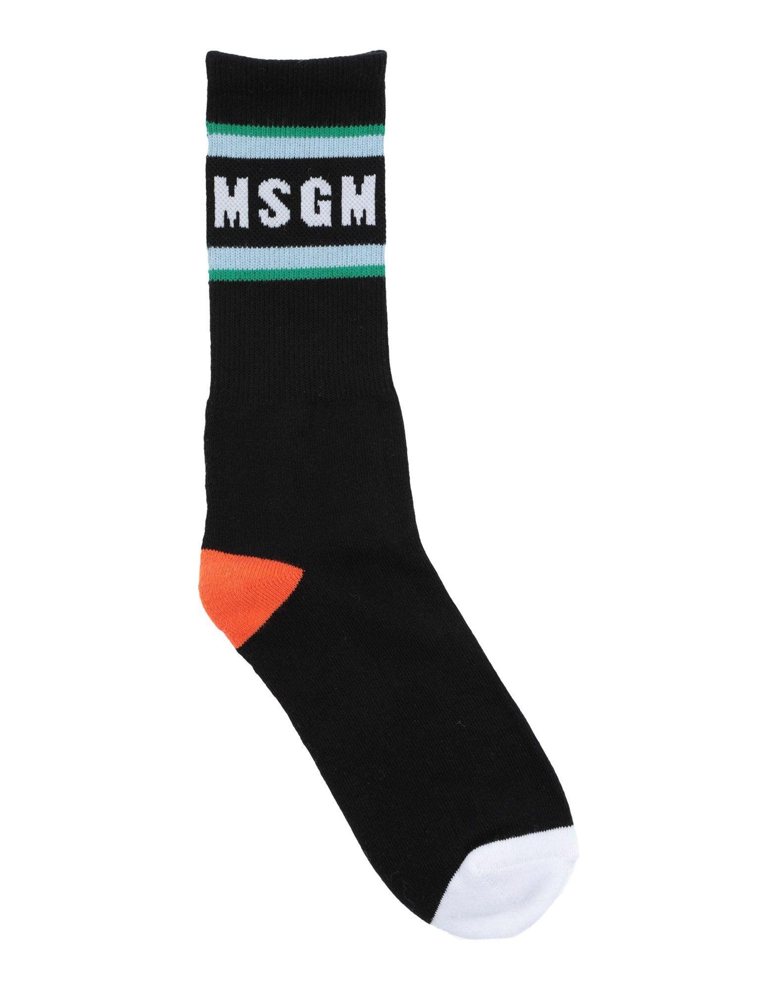 MSGM Короткие носки слипоны msgm разноцветный