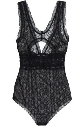 STELLA McCARTNEY Lace bodysuit