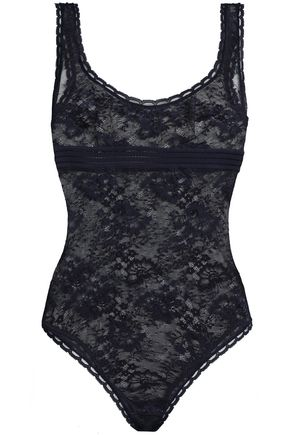 STELLA McCARTNEY Lace bodysuit