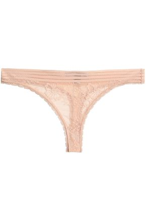 STELLA McCARTNEY Lace thong