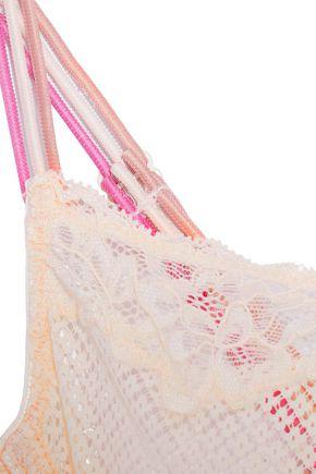 HEIDI KLUM INTIMATES Dahlia Dreams lace underwired balconette bra