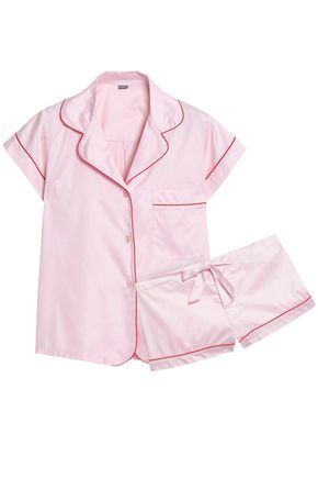 BODAS Cotton-sateen pajama set